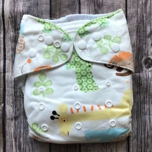 NWOT One Size Cloth Diaper